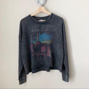 NWT Pink Floyd graphic band tee sweatshirt